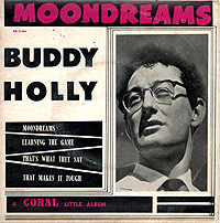 Plattencover Buddy Holly
