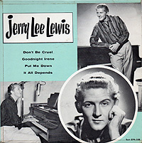 Plattencover Jerry Lee Lewis